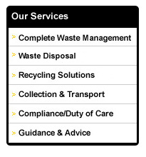 JB's : Hazardous Waste Collection & Cardboard Recycling in the Midlands